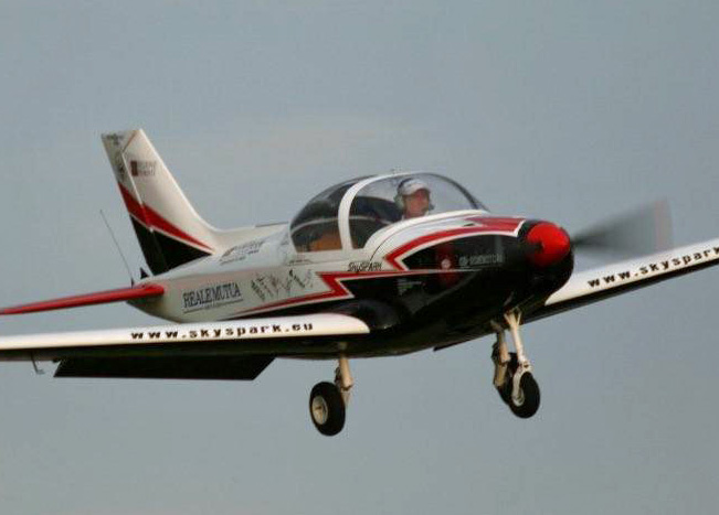 spark公司的改装电动飞机时速达到250公里
